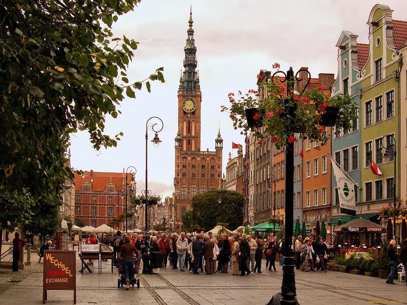Знайомства Польща - Гданськ. Морська столиця Цікаві місця для побачень, Польща, Побачення id2057096664