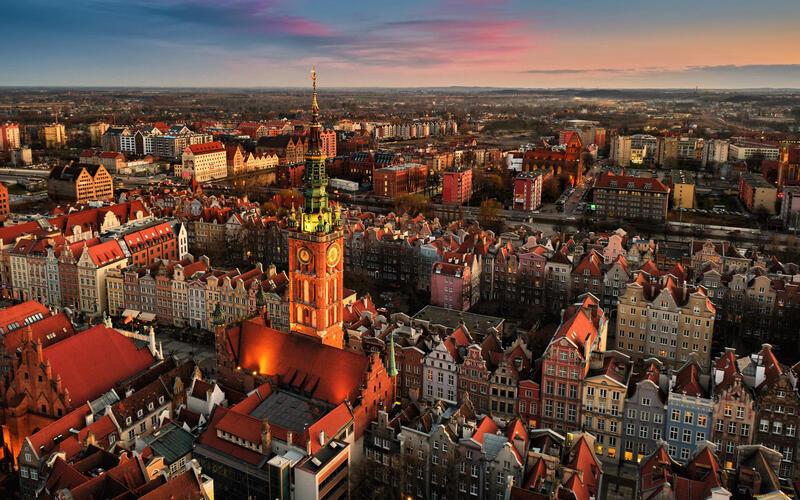 Знайомства Польща - Гданськ. Морська столиця Цікаві місця для побачень, Польща, Побачення id2031223152