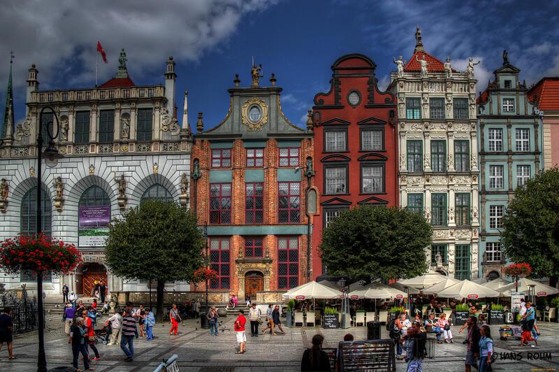 Знайомства Польща - Гданськ. Морська столиця Цікаві місця для побачень, Польща, Побачення id2101676171