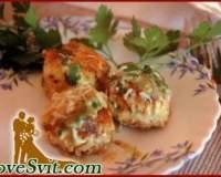 Курячі кульки у вершковому соусі від LoveSvit